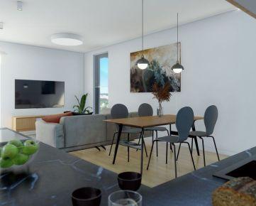 NENAHRADITEĽNÉ BÝVANIE v projekte DROTÁRSKA 2-izbový byt s balkónom