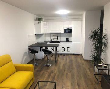 Prenájom 1-izbový byt v novostavbe v Bratislave Petržalka City II.