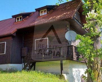 Rekreačná chalupa,chata / 4232 m2 / Terchová - U Krištofíkov