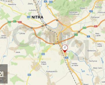 Predaj 3 nehnuteľností s pozemkom Nitra priemyselná časť Dolné Krškany