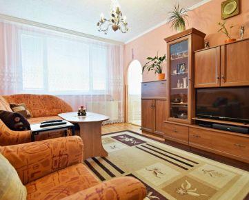3 izbový byt,  6 m Loggia, Trieda SNP