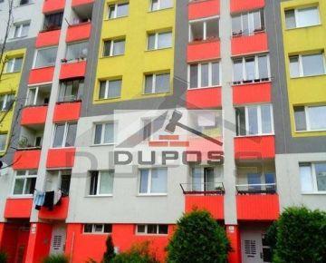DUPOS - UPUSTENÉ - Dražba 2-izbový byt - Žilina - 1.kolo upustené