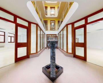 Obchodno-administratívna budova 2035m2 s podzemným parkoviskom - Karpatská 8