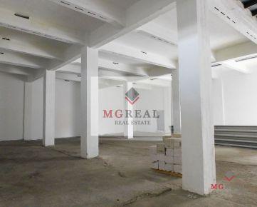 Na prenájom 440 m² sklad v priemyselnej zóne Trnavy