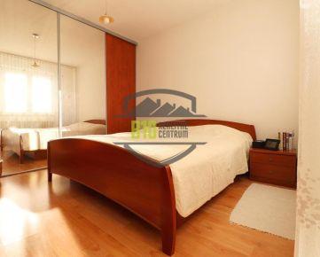 Krásny slnečný 3 izb, byt 68 m2 - Loggia, TOP lokalita - Sihoť, parkovacie miesto
