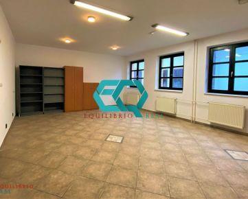 Lukratívne priestory na prenájom 300 m2 - Hrnčiarska ulica