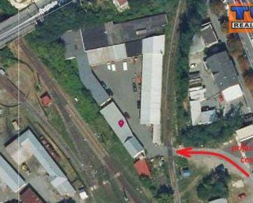 Výrobný, prevádzkový a skladovací objekt, centrum mesta Prešov, parc. 3044 m2. CENA: 500 000,00 EUR