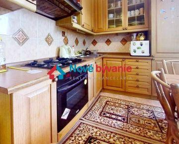 PRENÁJOM - 2 izbový byt s loggiou Banská Bystrica