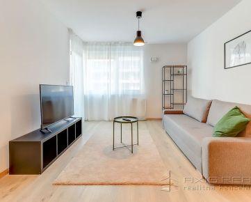 360° VIRTUÁLNA PREHLIADKA:: Nový 2-izb. byt, BALKÓN, GARÁŽ, BA III. Nové Mesto, Račianska ul.