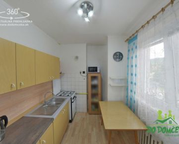 REZERVOVANÉ - EXKLUZÍVNE - Dvojizbový tehlový byt, Družstevná ulica, Uhlisko, Banská Bystrica, TOP PONUKA!