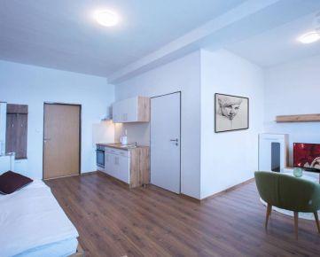 Prenájom 1 izbový byt s balkónom Nitra, Chrenová