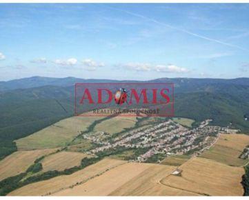 ADOMIS –  predám 16,7ár stavebný pozemok, Poproč, Košice - okolie.