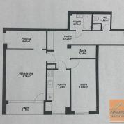 3-izb. byt 68m2, kompletná rekonštrukcia