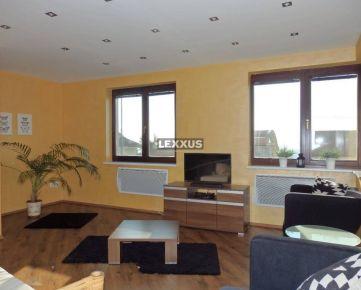 LEXXUS-PREDAJ 1. izb. byt so samostatnou kuchyňou a park. , Dlhé diely