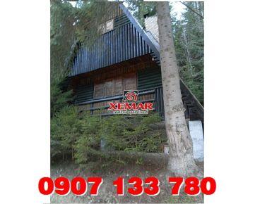 Predaj-rekreačná chata-Kokava-Háj