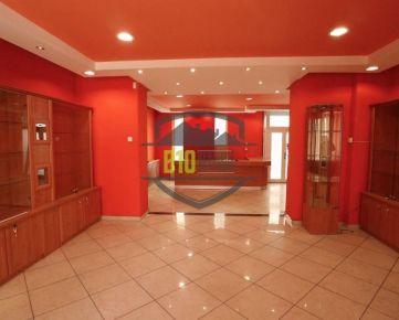 Obchodné / kancelárske priestory - širšie centrum mesta Žilina