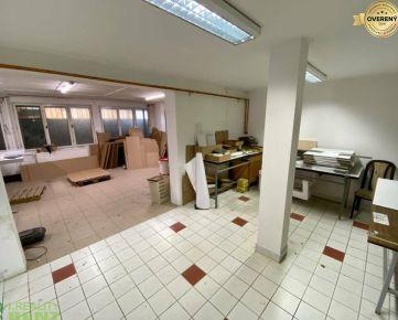 Na prenájom výrobný priestor 98 m2 v priemyselnej zóne v Žiline