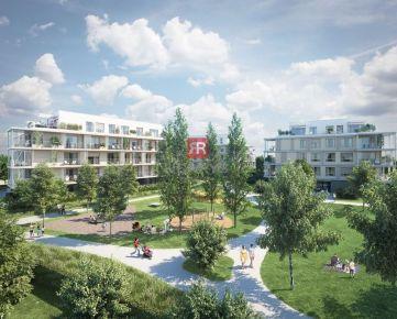 HERRYS - Na predaj 2 izbový byt s balkónom v projekte Nový Ružinov
