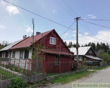 Dom alebo chata v obci Sklené pri Turčianskych Tepliciach