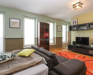 HERRYS - Na prenájom kompletne zariadený 1 izbový byt na ulici Rozvodná na Kramároch