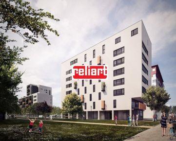 Reliart»Seberíniho:Na predaj úplne nový 1i byt/eng.text inside