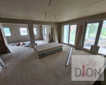 Novostavba 6 izbového bungalovu