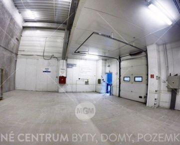 Prenájom Skladov, 528 m2, Cena: 3,20€/m2/ mesiac, Žilina- Vlčince