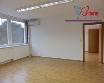NA PRENÁJOM: 3 kancelárie, 57 m2, Pažitková ul., Ružinov