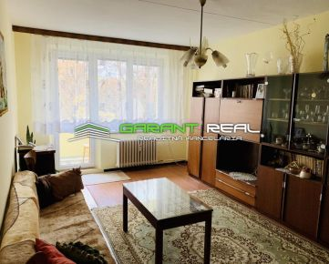 GARANT REAL - prenájom 3-izbový byt s dvoma loggiami, Prešov, Sídlisko III, V. Clementisa