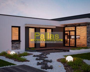 Pallas  Aj takýto domček si tu viete postaviť - ponuka stavebného pozemku