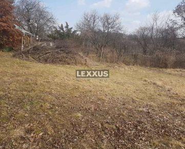 LEXXUS-PREDAJ, záhrada, 710 m2, Devín - BA IV.
