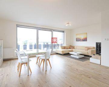 HERRYS - Na prenájom moderný 3 izbový byt s terasou na Makovického ulici v Novom meste