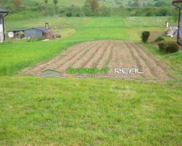 GARANT REAL - predaj pozemok, 3675 m2, Lipníky, okr.Prešov
