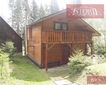 Rekreačné chaty na predaj - Slanická osada