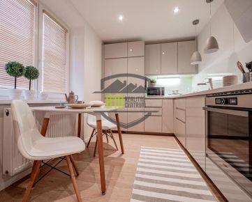 NA PRENÁJOM - štýlový 2i byt v CENTRE mesta - skvelá dostupnosť