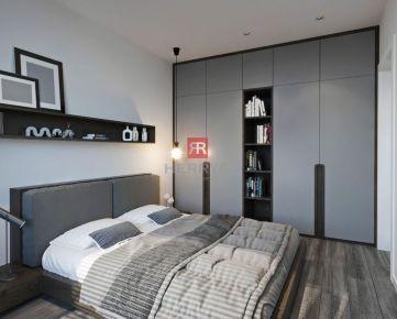 HERRYS - Na predaj 2 izbový byt s lodžiou v novom rezidenčnom projekte Byty Bystrická 2