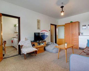Na predaj: 1 izbový byt 31,72  m² + loggia 7,32 m² , Bratislava - Dúbravka