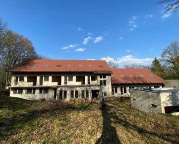 Chcete mať penzión v prírodnej rezervácii Driny?