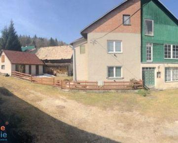 Na predaj polovica rodinného domu v Hornom Turčeku, Turčianske Teplice