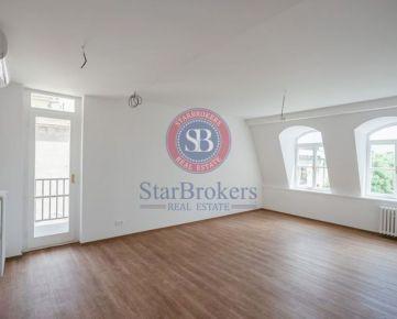 StarBrokers – PREDAJ: 2-izb. byt 60,00 m2 s balkónom - historické centrum PALISÁDY - Gunduličova ul. Bratislava Staré Mesto