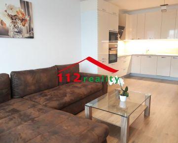112reality - Na prenájom klimatizovaný 2 izbový byt s loggiou v novostavbe STEIN, internet, parking v cene