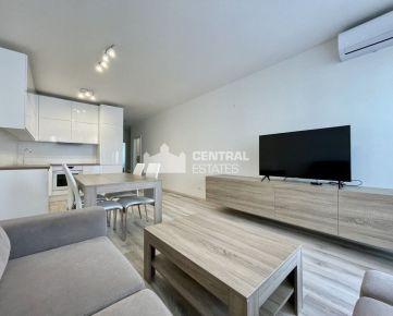 Nadštandardný klimatizovaný 3-izbový byt na prenájom v Ružinove