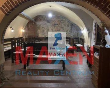 Prenájom: *MAXEN*, Zariadená reštaurácia, 230 m2, V CENTRE MESTA KOŠICE – Alžbetina ul., vo dvore