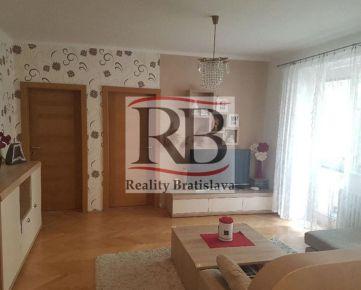 Na prenájom 3 izbový byt na Bartoškovej ulici v blízkosti Trnavského Mýta, BAIII