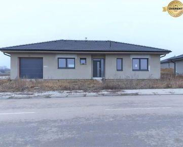 RED OAK- 4-izbový rodinný dom s dvojgarážou -holodom, Nitra, Lužianky