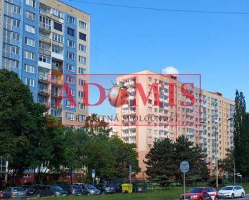 ADOMIS - predáme 2izbový veľký byt 72m2, loggia 2x, v blízkosti OC Aupark, Jantárová, Košice.