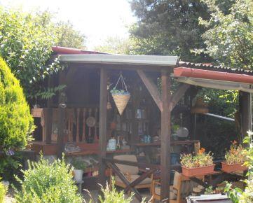 Záhrada s chatou, Košice IV - Vyšné Opátske