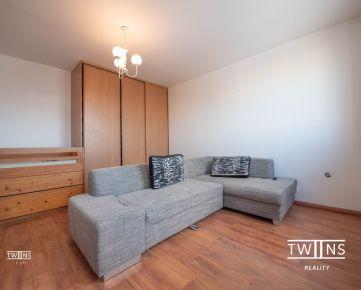 Prenajmeme 1 izbovy byt na Fedinovej ul. v Petržalke, kompl.zar.,