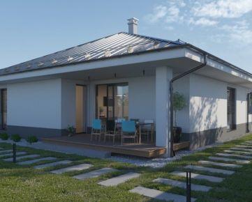 Žilina Trnové na kľúč na predaj rodinný dom - exkluzívne v Rh+