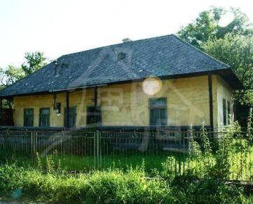 Chalupa v Brezovičke